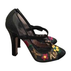 b6c966f4f6e0eb Escarpins Dolce & Gabbana Femme : articles luxe - Videdressing