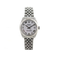 452f57378a6 Montres Rolex Femme   articles luxe - Videdressing