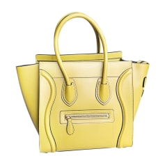 74bae17b3a Sacs à main en cuir Céline Femme : articles luxe - Videdressing