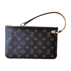 220e56034f Sacs pochette en cuir Louis Vuitton Femme : articles luxe - Videdressing