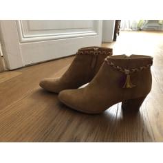 af2db7139968af Bottines & low boots Bocage Femme : articles tendance - Videdressing