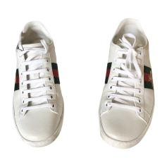62f5ee243e Chaussures Gucci Femme occasion : articles luxe - Videdressing