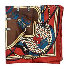 12247ef287 Echarpes & Foulards Hermès Homme : articles luxe - Videdressing