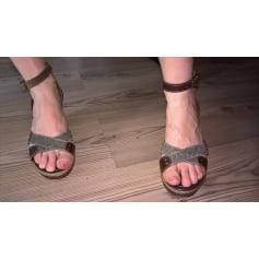 322e041ee5 Sandales, nu-pieds Eram Femme : articles tendance - Videdressing