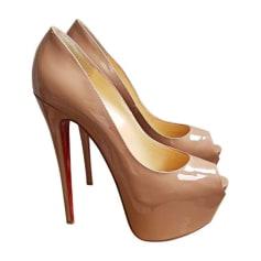 0a23c45ce8e Escarpins Christian Louboutin Femme   articles luxe - Videdressing
