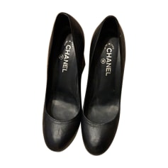 8fc8a6673fd Chaussures Chanel Femme occasion   articles luxe - Videdressing