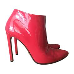 34bc1855073 Bottines   low boots à talons Gucci