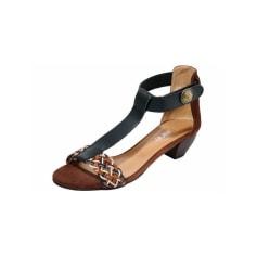 Sandales, nu pieds Helline Femme : Sandales, nu pieds jusqu