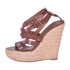 b793e05157 Chaussures Burberry Femme : articles luxe - Videdressing