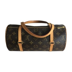4484fc8510 Sacs à main en cuir Louis Vuitton Femme : articles luxe - Videdressing
