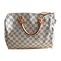 db228b68e9 Sacs à main en cuir Louis Vuitton Femme : articles luxe - Videdressing