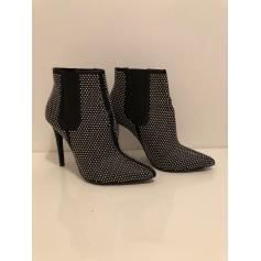 nouvelle arrivee 0554d c850a Chaussures Zara Femme Argenté, acier : Chaussures jusqu'à ...