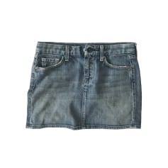 Jupe courte 7 For All Mankind  pas cher