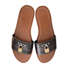 best website d6a21 a095a Mules Louis Vuitton