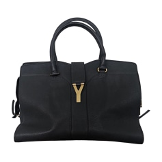 cd04d5e092 Sacs en cuir Yves Saint Laurent Femme : articles luxe - Videdressing