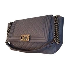 887c181be87ee Sacs à main en cuir Chanel Femme : articles luxe - Videdressing