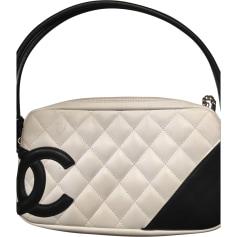 1bb8d48086 Sacs à main en cuir Chanel Femme : articles luxe - Videdressing