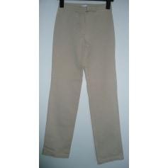 Pantalon droit Promod  pas cher