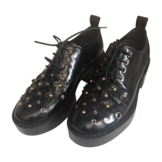 f9927e339a6d67 Chaussures Louis Vuitton Femme : Chaussures luxe jusqu'à -80 ...