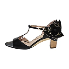 47140b2587b712 Sandales, nu-pieds Chanel Femme : articles luxe - Videdressing