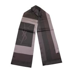 e193f6a531 Echarpes & Foulards Yves Saint Laurent Femme Soie : articles luxe ...