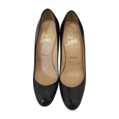 3fee911c5ca975 Escarpins Christian Louboutin Femme : Escarpins luxe jusqu'à -80 ...