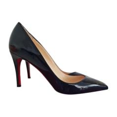 ca693c1f9db649 Escarpins Christian Louboutin Femme : Escarpins luxe jusqu'à -80 ...