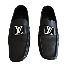 7e8b73b6c6e82b Chaussures Homme de marque & luxe pas cher - Videdressing