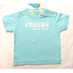 Top, tee shirt Creeks  pas cher