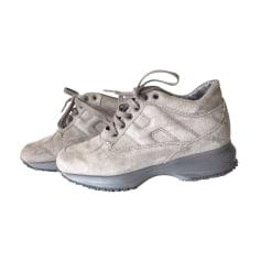 grossiste d6991 84292 Chaussures Hogan Femme : Chaussures jusqu'à -80% - Videdressing