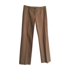 27b4407abe4840 Pantalons Femme de marque & luxe pas cher - Videdressing