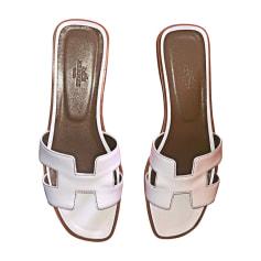 super qualité élégant et gracieux Clairance de 60% Sandales, nu-pieds Hermès Femme : Sandales, nu-pieds luxe ...