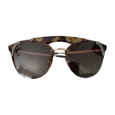 magasiner pour véritable Bons prix acheter populaire Lunettes de soleil Prada Femme : Lunettes de soleil luxe ...
