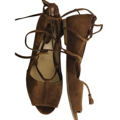 nouveau sélection pas cher pour réduction produits chauds Chaussures à lacets Comptoir Des Cotonniers Femme : articles ...