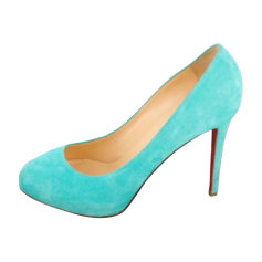 bas prix a491a 41b0a Chaussures Christian Louboutin Femme occasion : Chaussures ...