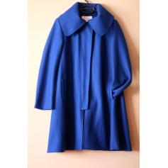 Manteau VILA Bleu, bleu marine, bleu turquoise