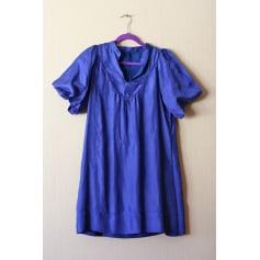 Robe courte NAF NAF Bleu, bleu marine, bleu turquoise