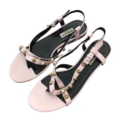 Luxe Videdressing FemmeArticles Pieds Balenciaga SandalesNu 2YIEDHW9