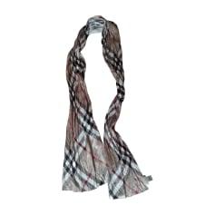 155071b5d Echarpes & Foulards Burberry Femme : articles luxe - Videdressing