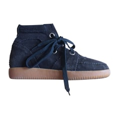 Luxe Videdressing FemmeArticles Isabel Marant Baskets PkXiTOuZ