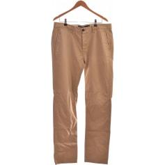 acheter en ligne db3e9 f99e8 Pantalons H&M Homme : Pantalons jusqu'à -80% - Videdressing