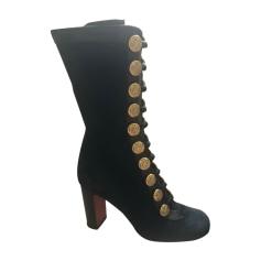 meilleur site web eb312 8bbba Bottines & low boots Christian Louboutin Femme : Bottines ...