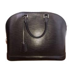 Sac à main en cuir Louis Vuitton