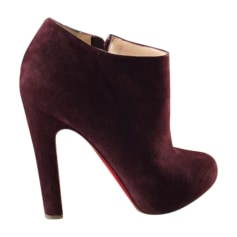 meilleur site web 69157 59c5c Bottines & low boots Christian Louboutin Femme : Bottines ...