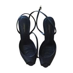 les ventes chaudes 9628b 52c4b Sandales compensées Louis Vuitton Femme : Sandales ...