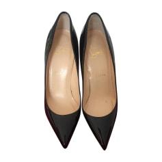 vente chaude en ligne d31a3 4af17 Chaussures Christian Louboutin Pigalle Femme : jusqu'à -80 ...
