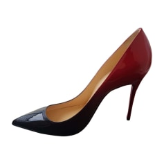 bas prix 69822 945c7 Chaussures Christian Louboutin Femme occasion : Chaussures ...
