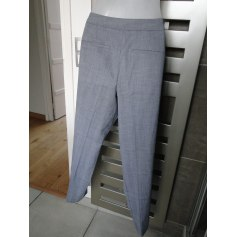 Pantalon droit Zara  pas cher