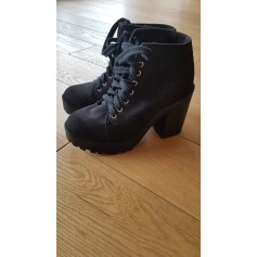 nouvelle collection 3deb9 0eaf2 Chaussures H&M Femme : Chaussures jusqu'à -80% - Videdressing