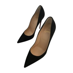 bas prix ee346 31f96 Chaussures Christian Louboutin Femme occasion : Chaussures ...